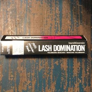 BareMinerals lashtopia domination mascara
